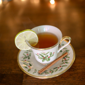 Mulled Apple Cider for a Crowd