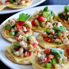 Cracker Appetizer For Parties