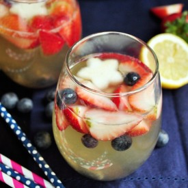 4th of July White Sangria