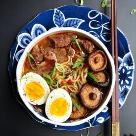 Beef Noodle Soup (Szechuan Style)