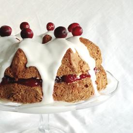 Angel Food Bundt Cake