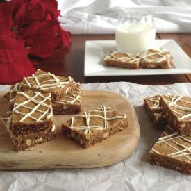 White Chocolate Butterscotch Bars