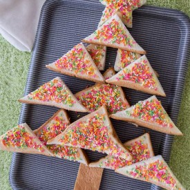 Australian Christmas Fairy Bread