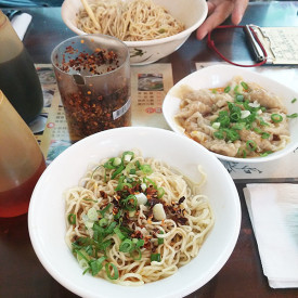 Good eats in central Taipei