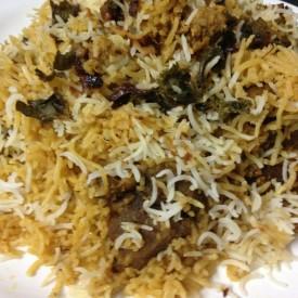 Hyderabadi Mutton Biryani Recipe