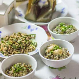 Spicy Lao Dip – Three Ways