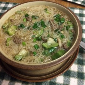 Misua Noodles Recipe