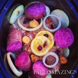 Paleo Turkey Breast in a Crock-Pot