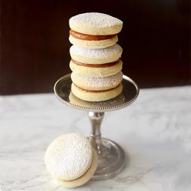 Alfajores Dulce de Leche Cookie