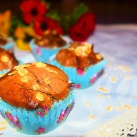 Cacao Nut Muffins – Gluten Free