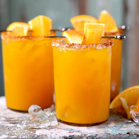 Orange Turmeric Margaritas