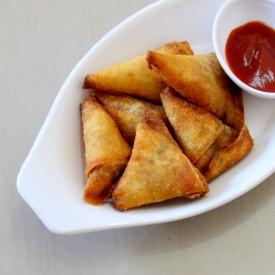 Onion Samosa Recipe
