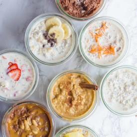 8 Classic Overnight Oats Recipes