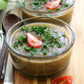 Potato Kale Colcannon Soup