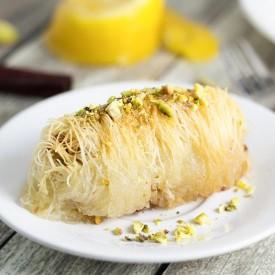 Kataifi – Greek Pastry Rolls