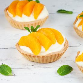 Mini orange pies