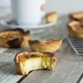 Portuguese Egg Tarts – Pastel de Na