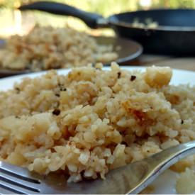 PaleoVegan Cauliflower Chinese Rice