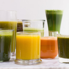 8 Juice Recipes