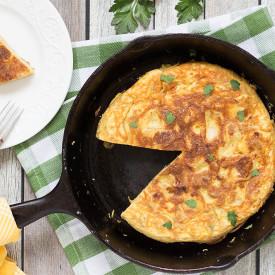 Spanish Potato Omelette (Tortilla)