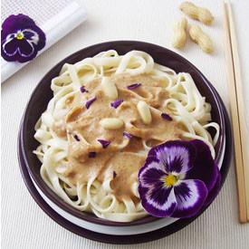 Creamy Peanut Butter Noodles