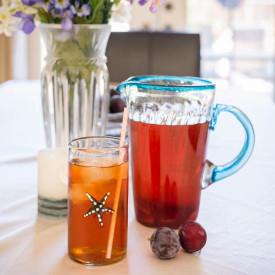 Plum Infused Iced Tea