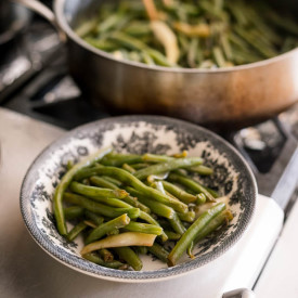 Easy Chinese Green Bean Stir-Fry
