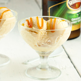 Homemade Baileys ice cream