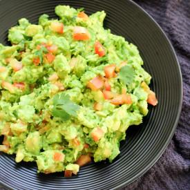 Copycat Baja Fresh Guacamole
