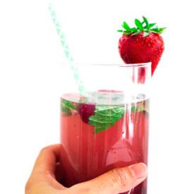 Summer Berries Coconut Water