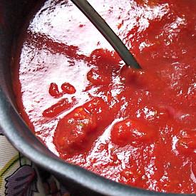 Sweet Tomato Sauce