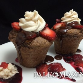 Light and Moist Paleo Cupcakes