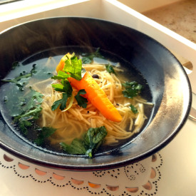 Rosol – Polish Paleo Chicken Soup