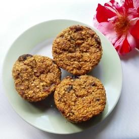 Delicious Vegan Fruit Muffins