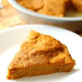 Healthiest Crustless Pumpkin Pie