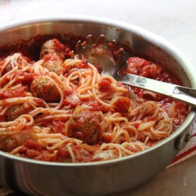 10 Minute Freshly Canned Red Sauce