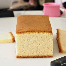 The Best Castella Cake