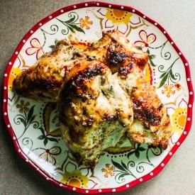 Spicy Mediterranean Roasted Chicken