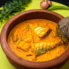 Mackerel Curry – Indian Style
