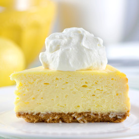The Best Lemon Cheesecake