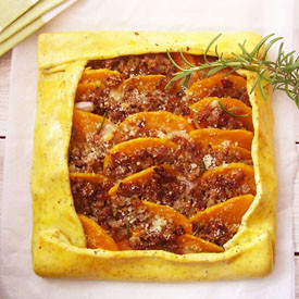 Butternut Squash and Italian Sausag