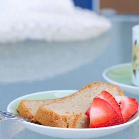 Gluten-Free Vanilla Pound Cake