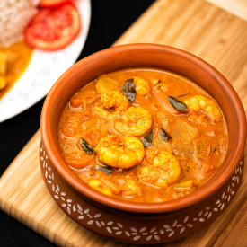 Sri Lankan Style Prawns Curry