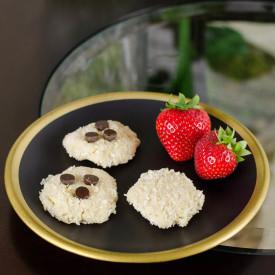 Raw Coconut Cookies Recipe