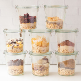 8 Healthy Instant Oatmeal Cups
