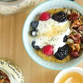 Protein Packed Breakfast Porridge