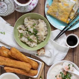 Traditional Chinese Breakfast