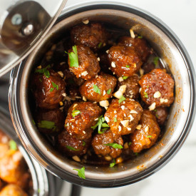 3 Slow Cooker Cocktail Meatballs