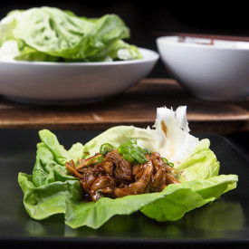 General Tso's Shredded Chicken