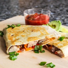Steak Fajita Quesadillas